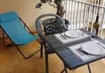 Location vacances  Pyrénées-Orientales - Studio &quote;Thalabanyuls&quote; - Vue mer - Balcon-4