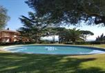 Location vacances Calella de Palafrugell - Apartment - 2 Bedrooms with Pool and Sea views - 04783-1