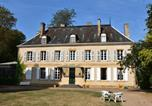 Location vacances Bourbon-Lancy - Stunning Mansion in Burgundy with Private Swimming Pool-1