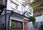 Location vacances Yokohama - Yokohama Guesthouse Haco Tatami Upper section of single bed women's dormitory - Vacation Stay 48671-4