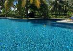 Hôtel Bocas del Toro - Sand Dollar Beach Bed & Breakfast-1