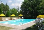 Location vacances  Province de Fermo - Mountain view Holiday home in Montelparo Marche with Swimming Pool-2