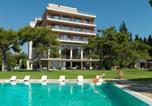 Hôtel Loutraki - Kalamaki Beach Resort-1