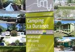 Camping Orgon - Camping Intercommunal de la Durance