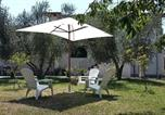 Location vacances Montalto di Castro - Bed & Breakfast Villa Fagiani-4