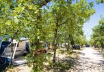 Camping avec Piscine couverte / chauffée Bédoin - Domaine des Chênes Blancs-2
