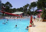 Location vacances Les Mathes - Mobil-home 4 pers. dans Camping Bonne Anse plage-4