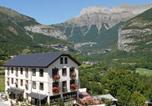 Hôtel Gavarnie - Hotel Bellavista Ordesa-1