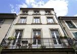 Location vacances Cité de Carcassonne - The Apartments, Rue Barbès-3