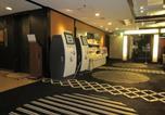 Hôtel Okayama - Apa Hotel Kurashiki Ekimae-4