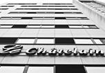 Hôtel 5 étoiles Lille - Hotel Le Châtelain-4