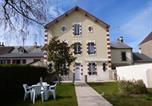 Hôtel Châteaumeillant - La Ch'Tite Creuse-1