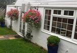 Location vacances Waltham Abbey - Abbey Lodge Bed and Breakfast-3