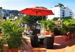 Hôtel Mexique - Vela Lounge & Hostel Pv-4