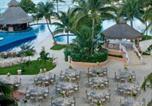 Villages vacances Cancun - Bell Air - Grand Fiesta Americana Coral Beach Cancun-4