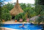 Hôtel San Juan del Sur - Buena Onda Beach Resort-4