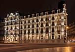 Hôtel 5 étoiles Forêt de Cîteaux - Grand Hotel La Cloche Dijon - Mgallery