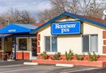 Hôtel Corning - Rodeway Inn Chico University Area-1