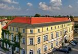 Hôtel Fribourg - Hotel Schwarzes Ross-1