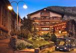 Hôtel Zermatt - Hotel Romantica-1