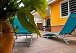 Location vacances  Martinique - La Villa Des Tropiques - Turquoise-2