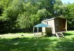 Camping Newquay - Dartmoor Shepherds Huts-2