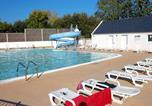 Camping avec Piscine couverte / chauffée Morbihan - Domaine Résidentiel de Plein Air Kerarno-3