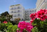 Hôtel Blanes - Hotel Villa Garbí-4