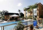Hôtel Coffs Harbour - Sandcastles Holiday Apartments-1