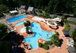 Camping avec Quartiers VIP / Premium Anneville-sur-Mer - Castel Château de Galinée-3