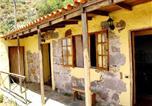 Location vacances Valleseco - house in las palmas de gran canaria