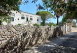 Location vacances Mesagne - Appartamento luxury in Villa con giardino.-1