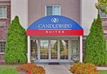 Hôtel Lawrence - Candlewood Suites Indianapolis Northeast-2