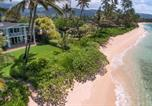 Location vacances Waianae - Modern Mokuleia Beachfront home-1