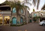 Hôtel Gaborone - Planet Lodge-2