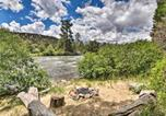 Location vacances Salida - Riverfront Retreat on 40 Acres with Mountain Views!-3