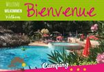 Camping avec Piscine Vinsobres - Camping La Simioune en Provence-1
