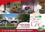 Hôtel Saligny-sur-Roudon - Studios étape du Lac-1