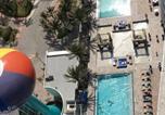 Hôtel Hallandale - Amazing ocean view at Hyde Resort&Res in the beach-3