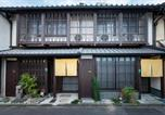 Location vacances  Japon - Kumo Machiya Villa Kiyomizu-1