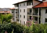 Hôtel 4 étoiles Soorts-Hossegor - Résidence Biarritz Ocean-1