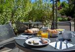 Hôtel Var - Ibis budget Brignoles Provence-1