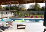 Location vacances Arès - Belle maison landaise avec piscine pour 12 Pers.-4