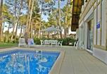 Location vacances  Gironde - Les Villas Des Greens Du Bassin 8p-4