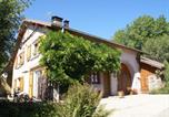 Location vacances Bousseraucourt - Beautiful Holiday Home Near Chapelle-Aux-Bois With A Garden-1
