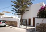 Location vacances Carboneras - Casa Ana-3