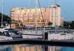 Hôtel 4 étoiles Rochefort - Mercure La Rochelle Vieux Port Sud-1