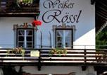 Location vacances Leutasch - &quote;0&quote; Sterne Hotel Weisses Rössl in Leutasch/Tirol-1