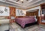 Hôtel Eureka Springs - Log Cabin Inn-4
