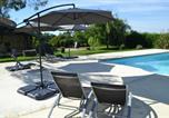 Hôtel Verteuil-d'Agenais - Les Terrasses des Mimosas-2